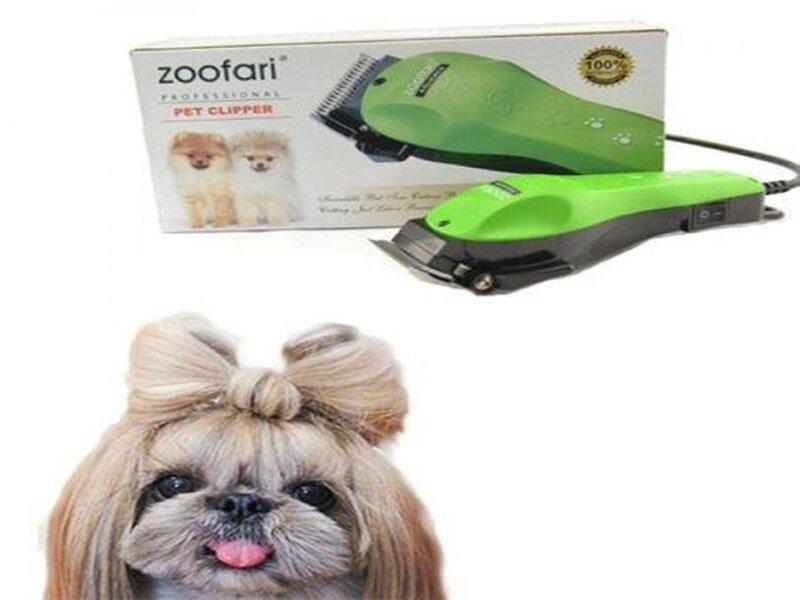 1. Снимка на Машинка за подстригване на домашни любимци Zoofari