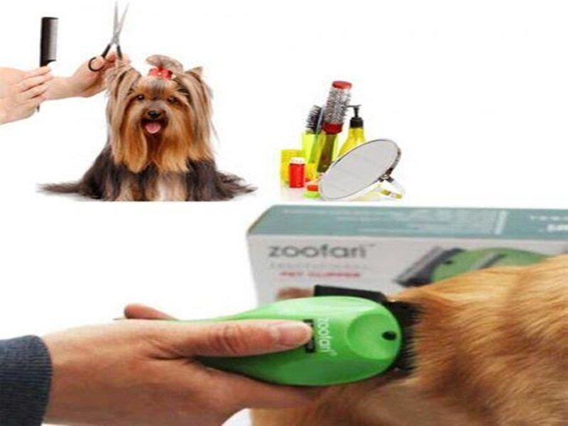 3. Снимка на Машинка за подстригване на домашни любимци Zoofari